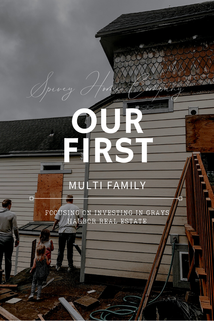 Our First Multi-Family